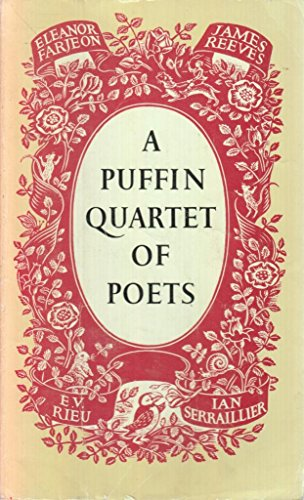 A Puffin Quartet of Poets By Ian Serraillier
