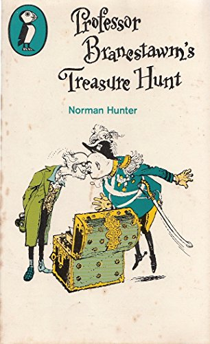 Professor Branestawm's Treasure Hunt By Norman Hunter