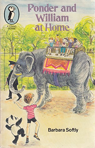 Ponder and William at Home By Barbara Softly