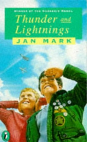 Thunder And Lightnings (Puffin Books) By Jan Mark
