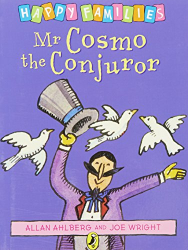 Mr Cosmo the Conjuror (Happy Families) By Allan Ahlberg