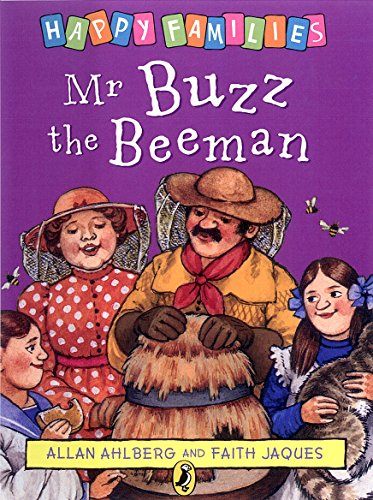 Mr Buzz the Beeman By Allan Ahlberg