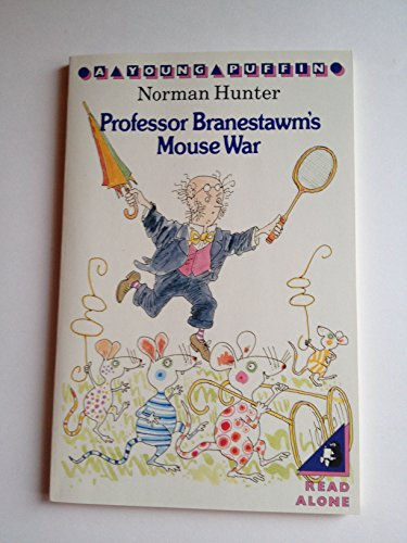 Professor Branestawm's Mouse War: Professor Branestawm's Mouse War, Professor Branestawm's Building Bust-up (Young Puffin Books) By Norman Hunter