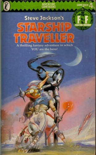 "Starship ""Traveller"" By Steve Jackson"