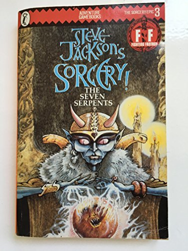 The Seven Serpents By Steve Jackson