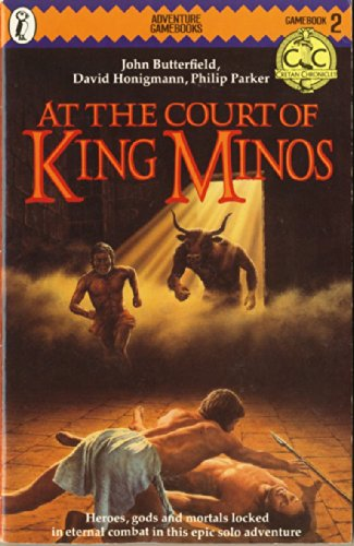 At the Court of King Minos By John Butterfield