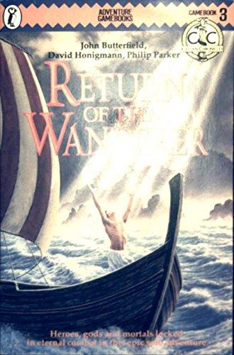 Return of the Wanderer By John Butterfield