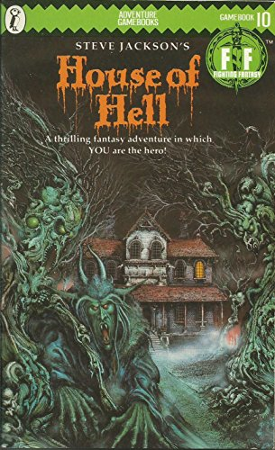 House of Hell by Steve Jackson