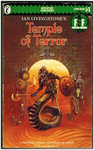 Temple of Terror By Ian Livingstone