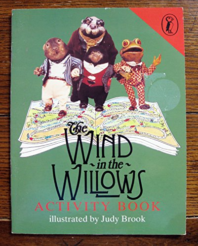 Brooks Judy(Illus.) : Wind in the Willows Activity Book By Judy Brook