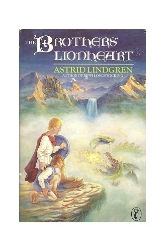 The Brothers Lionheart by Lindgren, Astrid Paperback Book The Cheap Fast Free
