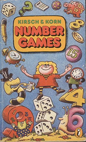 Number Games By Jutta Kirsch-Korn