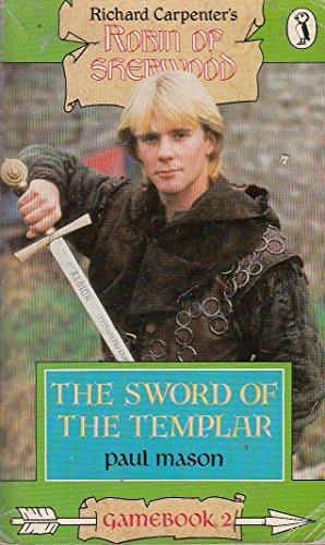 Robin of Sherwood Game Books By Paul Mason