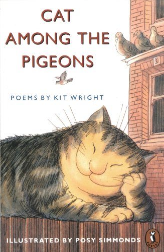 Cat Among the Pigeons By Kit Wright