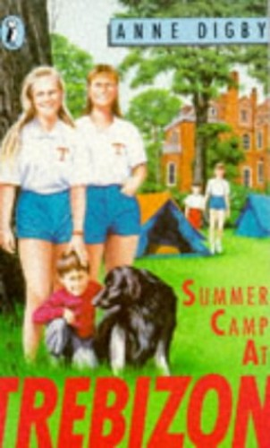 Summer Camp at Trebizon (Puffin Books) By Anne Digby