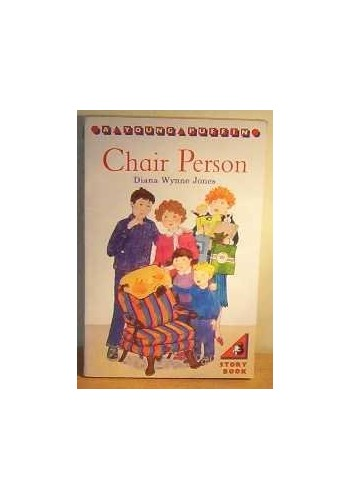 Chair Person (Young Puffin Books) By Diana Wynne Jones