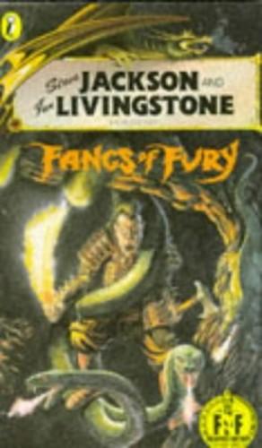 Fangs of Fury By Steve Jackson