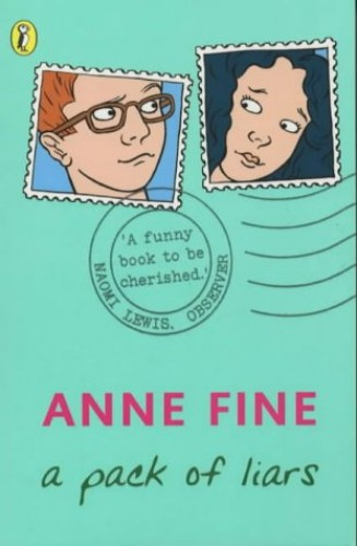 A Pack Of Liars (Puffin Books) By Anne Fine