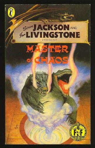 Master of Chaos: Fighting Fantasy Gamebook 41 (Puffin Adventure Gamebooks)