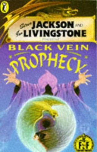 Black Vein Prophecy By Steve Jackson