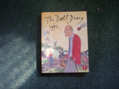 The Dahl Diary 1992 By Roald Dahl