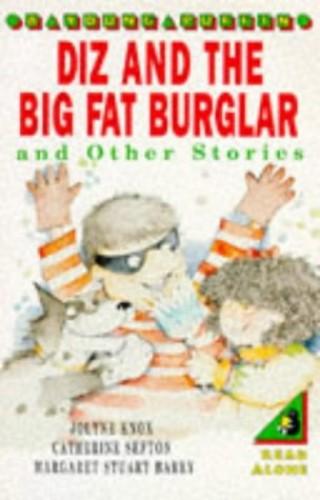 Diz and the Big Fat Burglar By Margaret Stuart