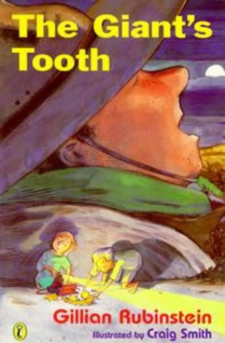 The Giant's Tooth By Gillian Rubinstein