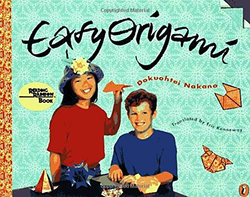 Easy Origami By Dokuohtei Nakano