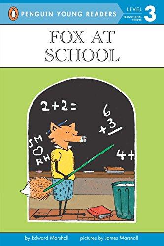 Fox at School By Edward Marshall
