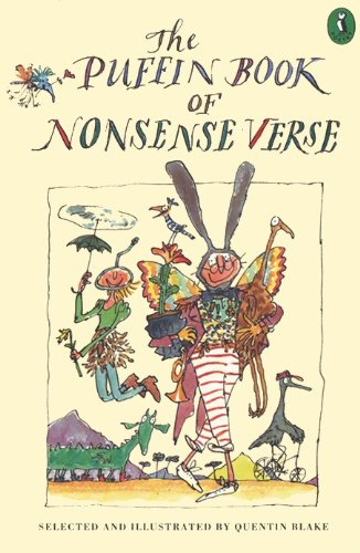 The Puffin Book of Nonsense Verse By Quentin Blake