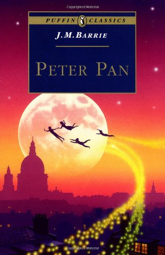 Peter Pan By Sir J. M. Barrie