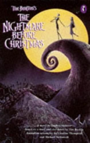 The Nightmare Before Christmas: Novel By Daphne Skinner