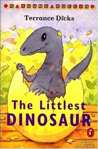 The Littlest Dinosaur By Terrance Dicks