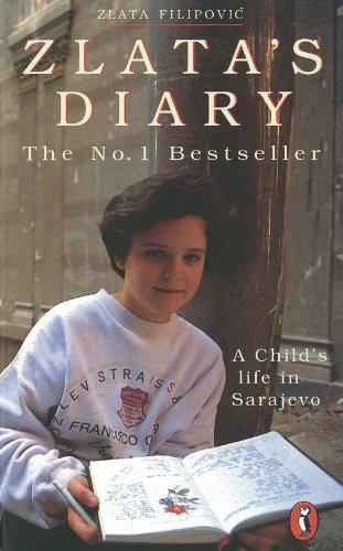 Zlata's Diary By Zlata Filipovic