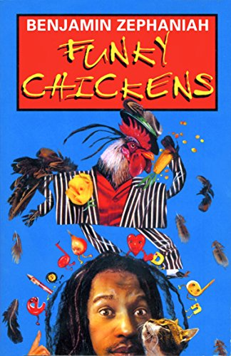 Funky Chickens (Puffin Poetry) By Benjamin Zephaniah