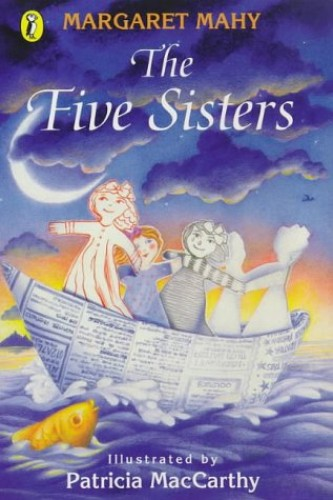 Five Sisters By Margaret Mahy