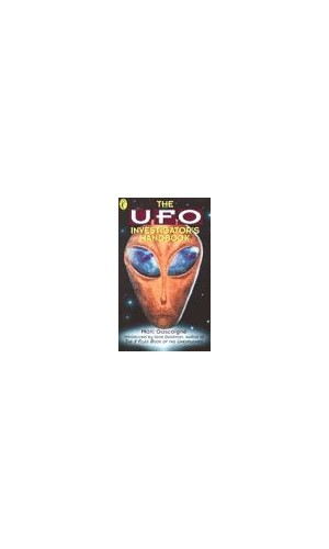 The UFO Investigator's Handbook By Marc Gascoigne