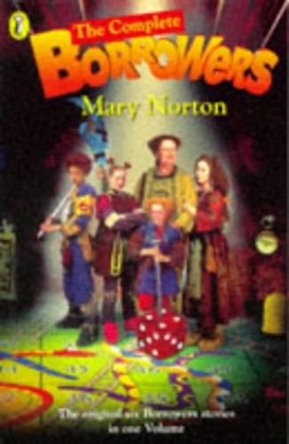 Complete Borrowers Stories By Mary Norton
