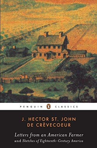 Letters from an American Farmer by J. Hector St. John de Crevecoeur