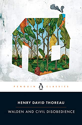 Walden and Civil Disobedience: (American Library) By Henry Thoreau