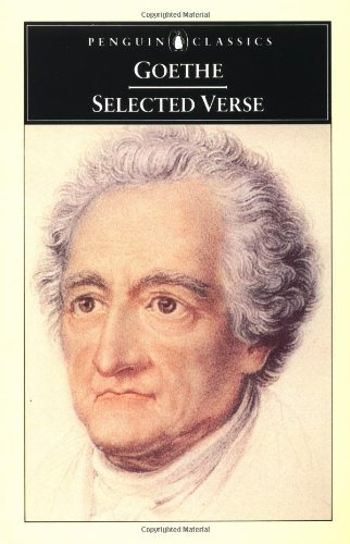Selected Poems By Johann Wolfgang von Goethe