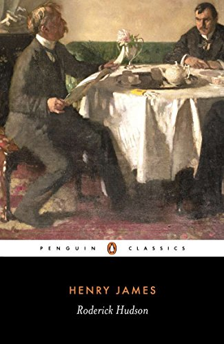 Roderick Hudson (Classics) By Henry James