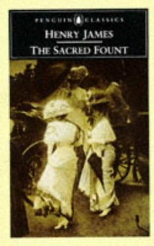 The Sacred Fount By Henry James