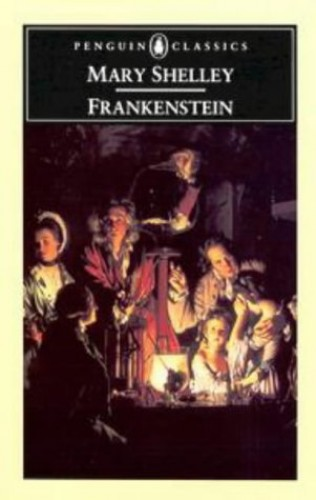 Frankenstein or the Modern Prometheus by Mary Shelley Paperback Book The Cheap