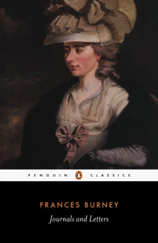 Journals and Letters by Frances Burney
