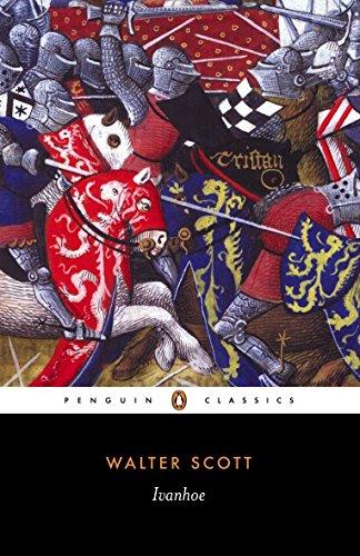 Ivanhoe (Penguin Classics) By Sir Walter Scott