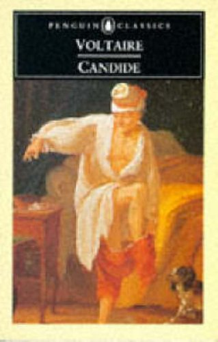 optimism in candide by voltaires