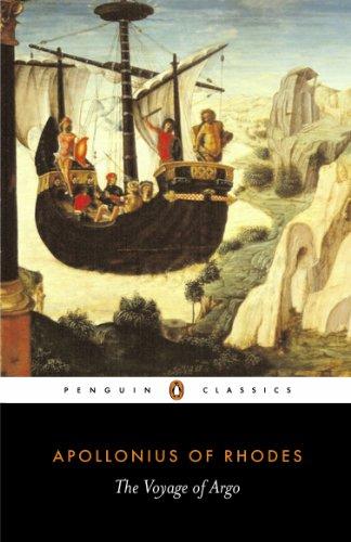 The Voyage of Argo by Apollonius, of Rhodes