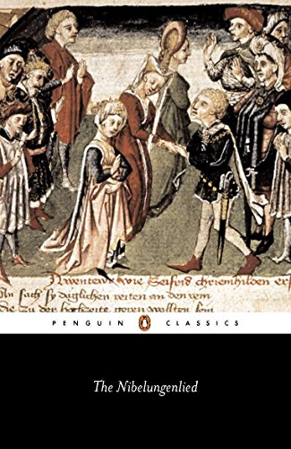 The Nibelungenlied By Translated by A. Hatto