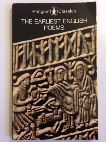 The Earliest English Poems By Michael Alexander